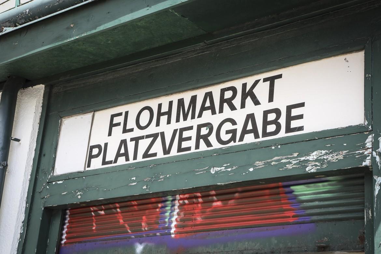 Flohmarkt Wien, Kettenbrückengasse, fleemarket vienna