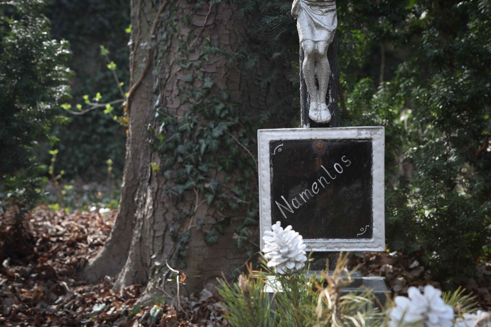 Friedhof der Namenlosen Alberner Hafen