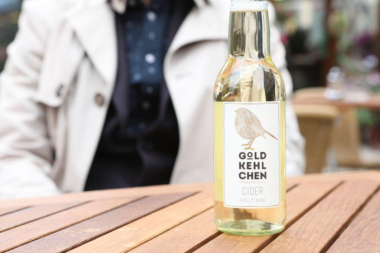Goldkehlchen Cider, Austria