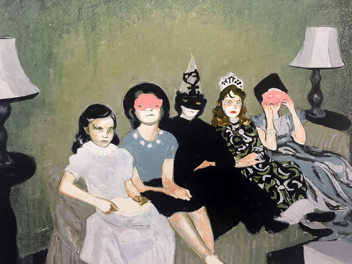 Mercedes Helnwein, Artist, Painter