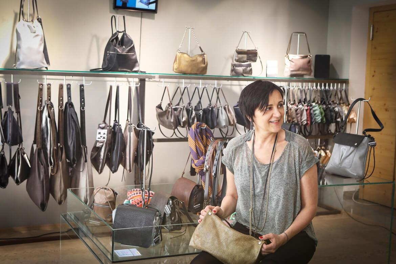 Ina Kent, bags tell story, Taschen, Designerin