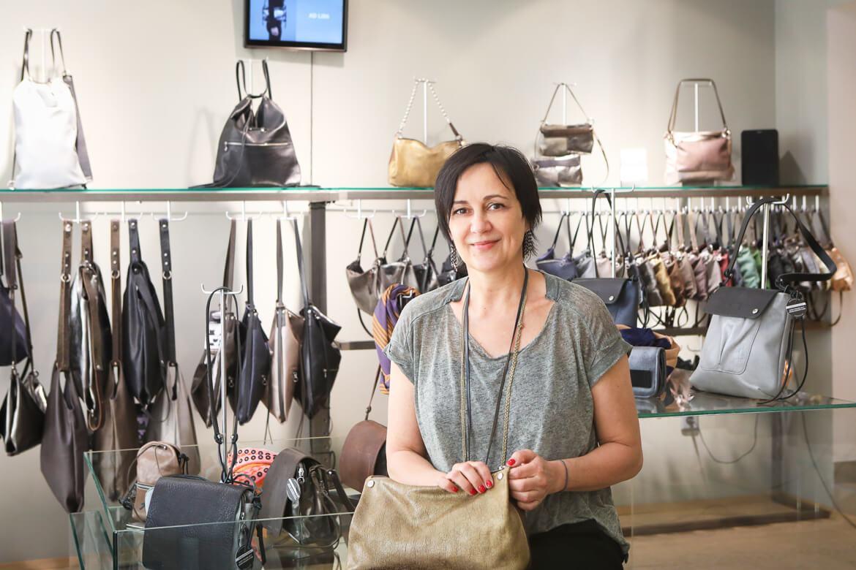 Bag-Designer, Ina Kent