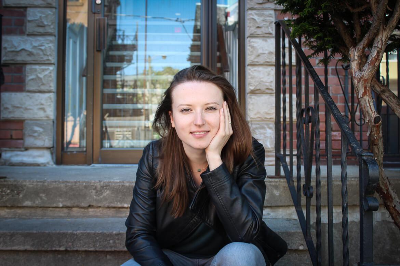 Ewa Placzynska, austrian actress, lives in Toronto, Schauspielerin, Oida, HOW TO SPEAK VIENNESE USING ONLY ONE WORD