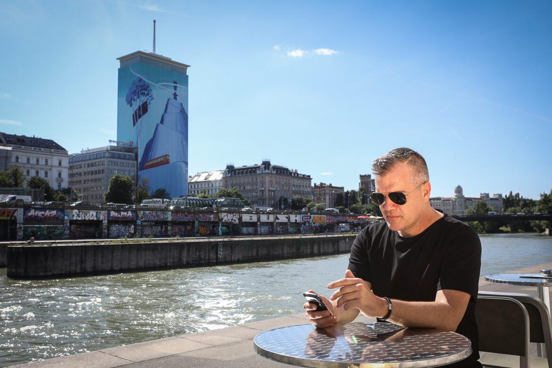 serbischer Künstler, Ringturm