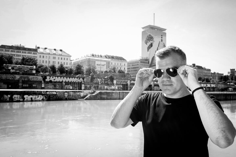 Mihael Milunović, serbischer Künstler, Artist, serbian artist