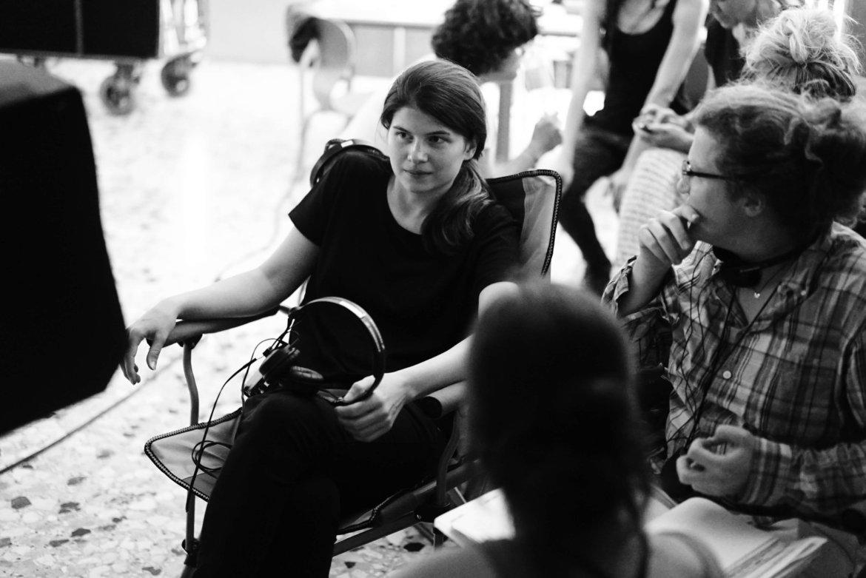 Austrian FIlmmaker, Monja Art, Regisseurin