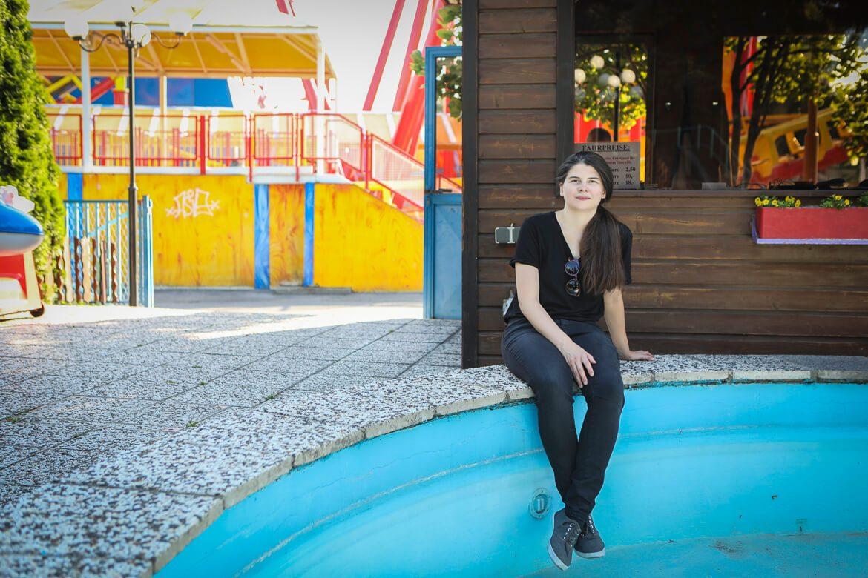 Monja Art, Filmregisseurin im Wiener Prater, Film Siebzehn, Coming of Age