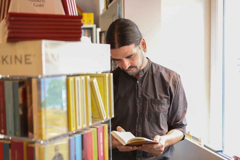 Erlkönig, Buchhandel, Tilman Eder