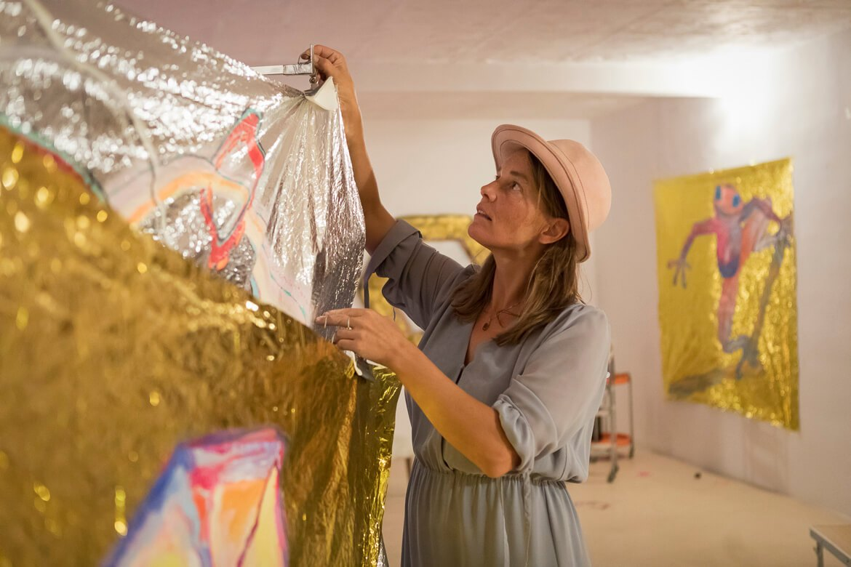 Barbara Husar, Artist