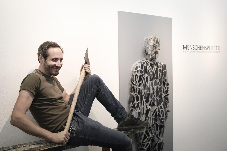 Künstler, Fotograf, Wien, Splittermann