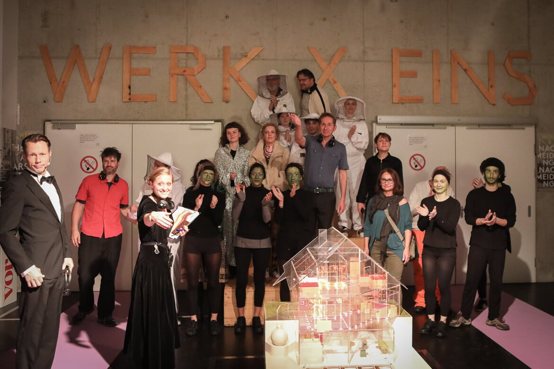werk x, Meidling, Theater
