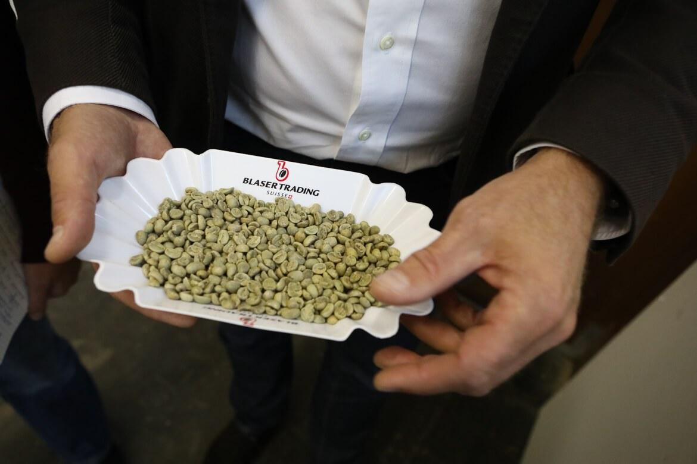 Kaffeerösterei Naber, Marco Salvatori