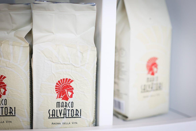 Kaffe von Naber, Rösterei