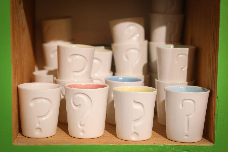 Gudshapes.at, Keramik
