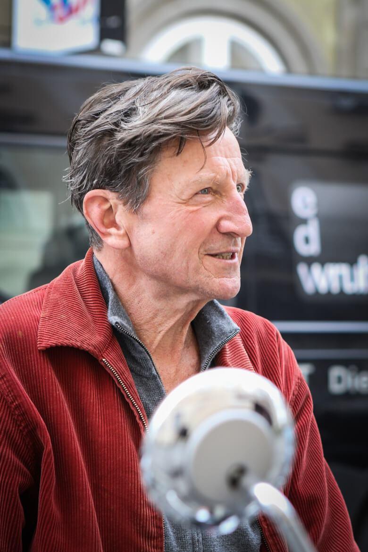 Hubsi Kramar, Aktionist, Theatermacher, Künstler, Wiener Schauspieler