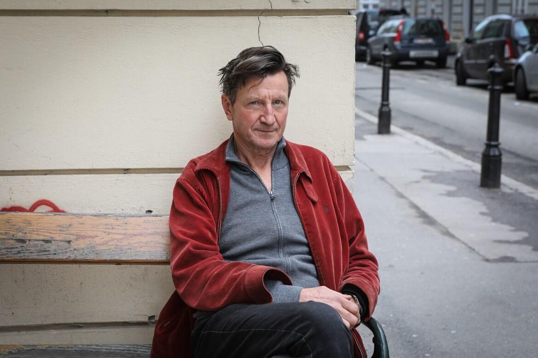 Hubsi Kramar, Aktionist, Schauspieler, Wiener