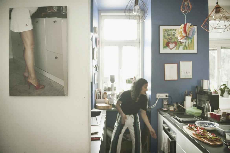 Foodbloggerin, Kochbuchautorin, Iranerin, Migrantin Madamewien.at, Teheran