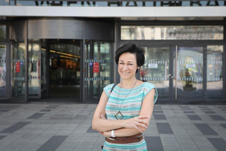MIllonig Alexandra, Madamewien.at, Beruf  Mobilitäts-Verhaltens-Forscherin am AIT