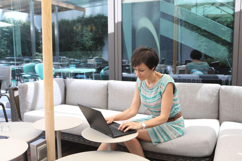 Alexandra Millonig, Mobilitäts-Verhaltens-Forscherin am AIT Austrian Institute of Technology