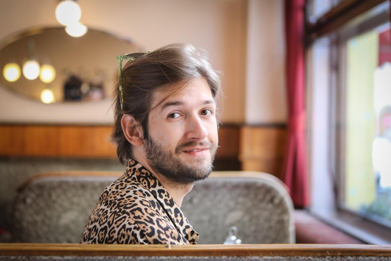 Michael Buchinger, Blogger, youtuber, madamewien.at