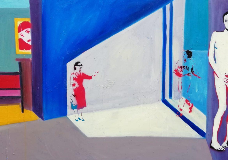 Wiener Künstlerin, pop-art, madamewien.at