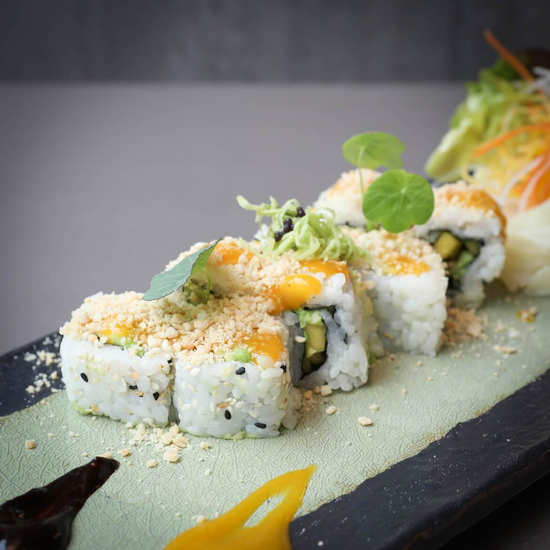 Maki, suhi, liwei´s kitchen, chinese food, asian fusion