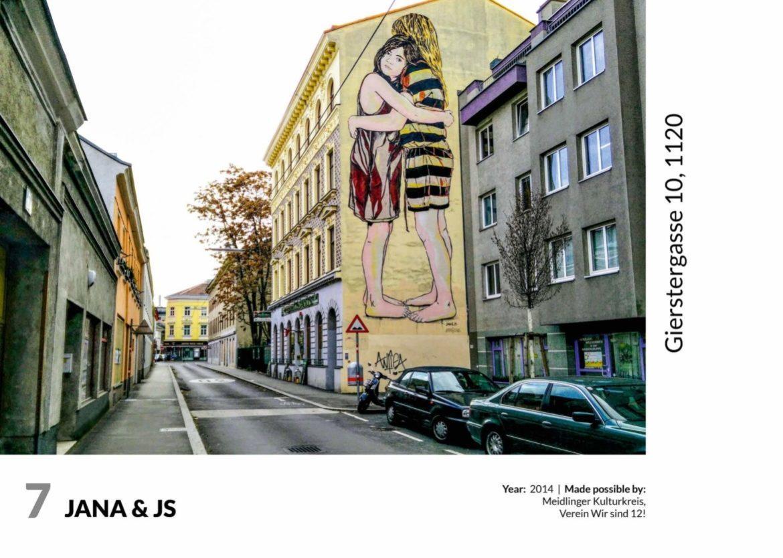 Vienna Murals, Graffiti, Thomas Götschnig, madamewien.at