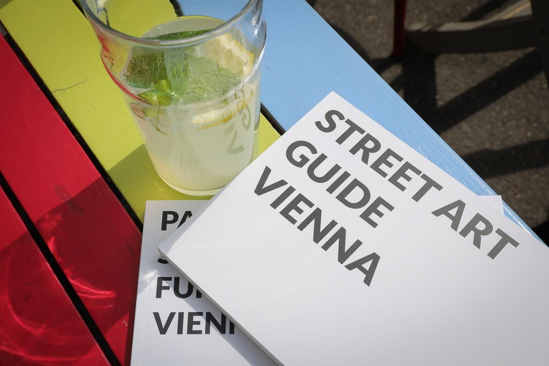 Vienna Street Art Murals, Guide, Grötschnig