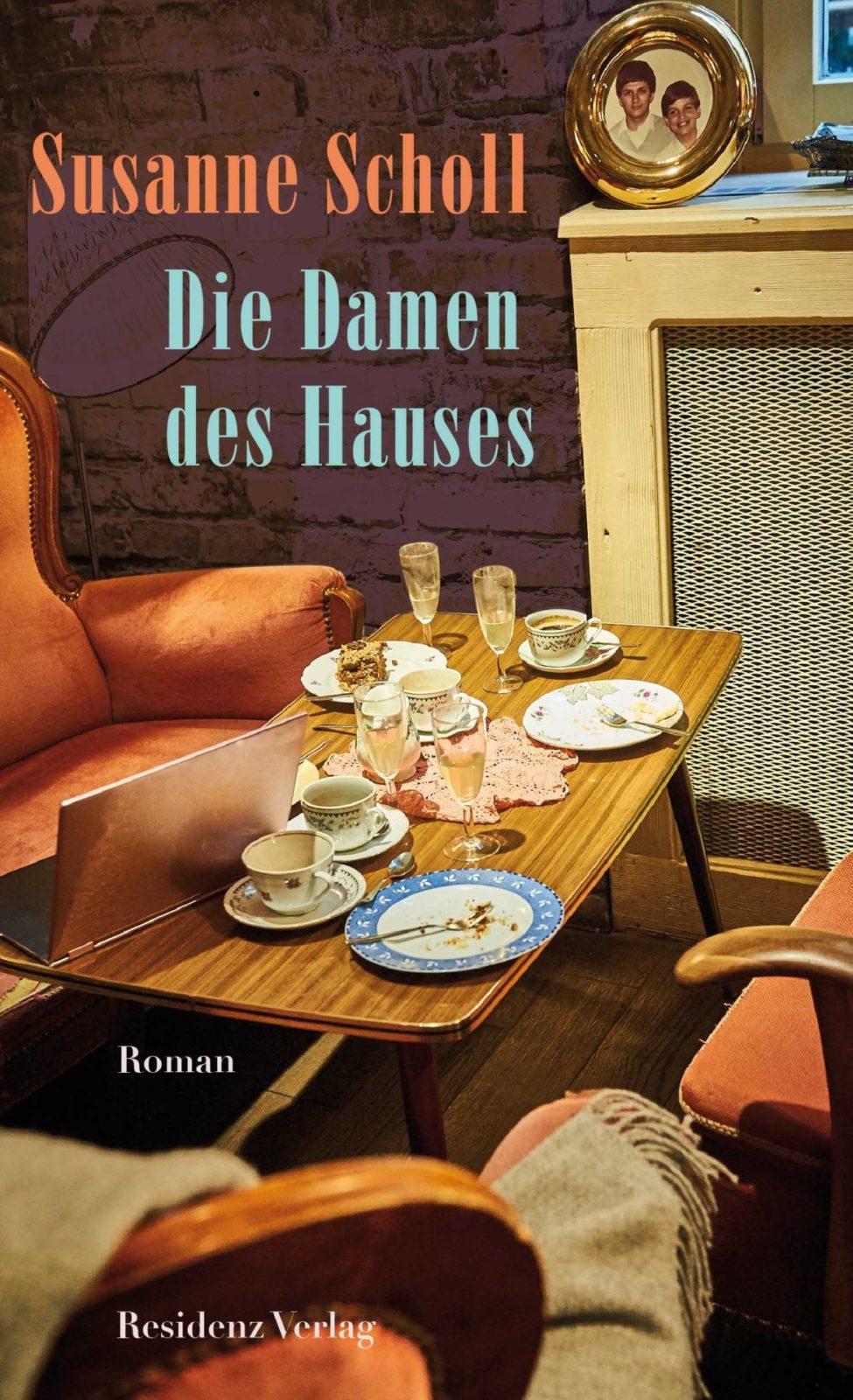 Madamewien.at, Susanne Scholl, Roman, Residenz Verlag, leselust