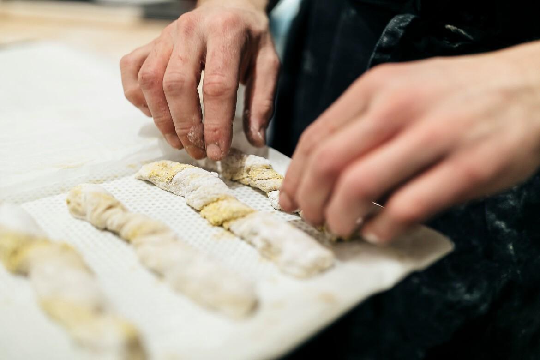 Brotbacken, Simperl, Brotformen