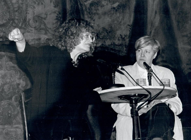 Alice Schwarzer, Feminismus, Dohnal, madamewien.at